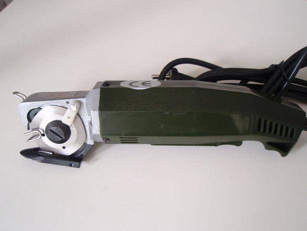 Tesoura de corte eléctrica, lâmina circular