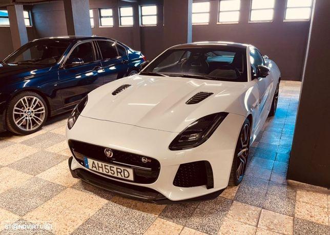 Jaguar F-Type 5.0 V8 S/C SVR AWD