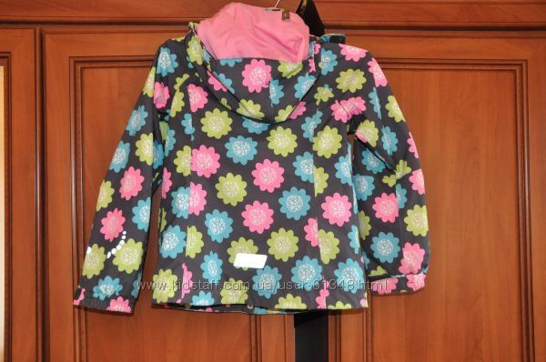 Куртка REIMA Tec демисезонная 128р , отличное состояние