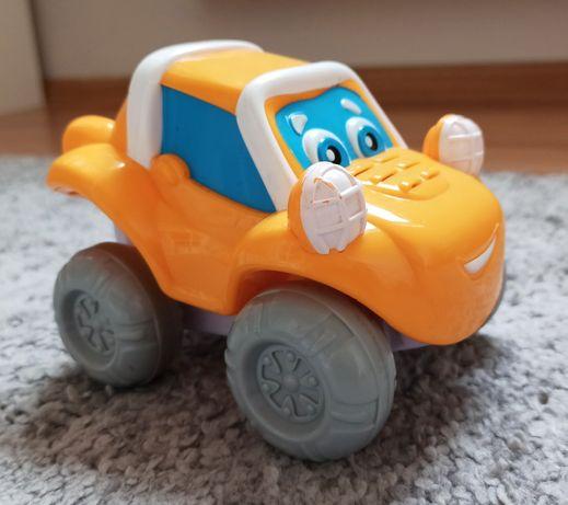 Clementoni śpiewające autko, samochód, grający jeep, auto terenowe