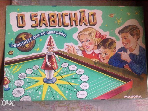 Jogo Majora Vintage O Sabichão.