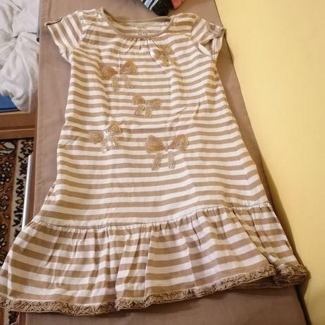 Sukienki dziewczęce 8-9 lat