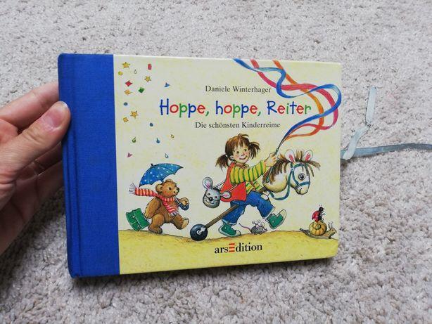 Hoppe Hoppe Reiter die schönsten Kinderreime książka po niemiecku