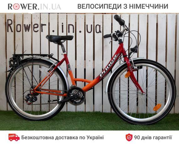 Дорожній велосипед дамка бу Prince 26 M36 / Велосипеды дорожные