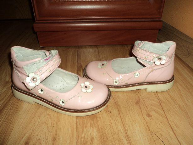 Обувь для девочки. Туфельки WOOPY