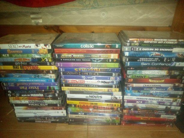 DVD's lote diversos