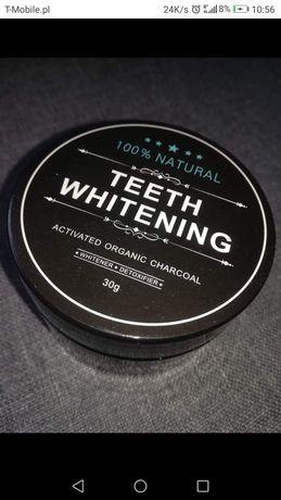 Wybielający proszek do zębów
