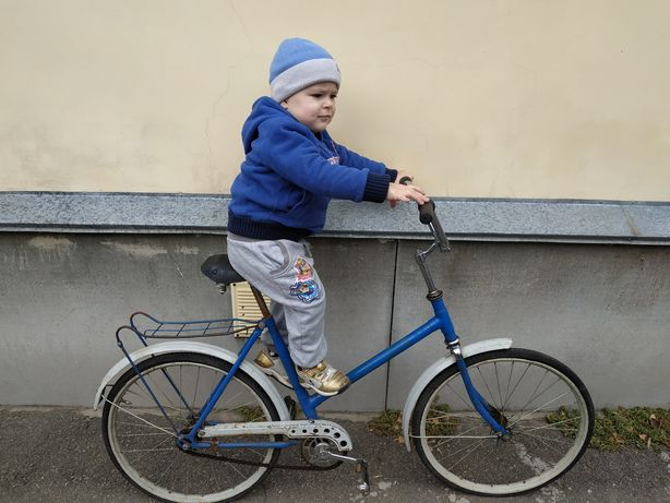 Детский велосипед Школьник