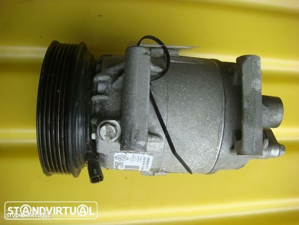 Compressor Ar Condicionado Renault Megane