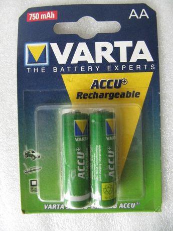 Аккумулятор VARTA для плееров приемников фонарей Ni-Ca 1,2V, новый