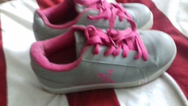 Sidewalk buty na kółkach dziewczęce 35