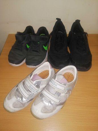 Продам детские кроссовки б/у из Германии