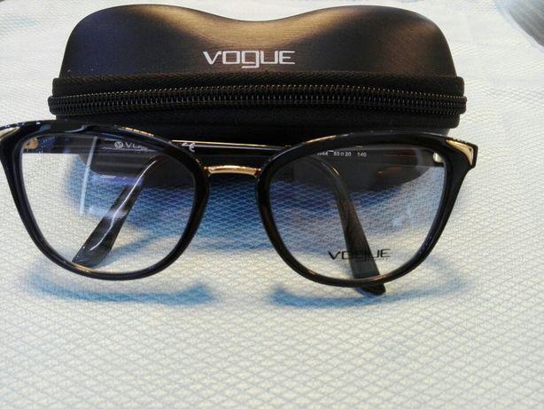 Vogue okulary korekcyjne, oprawa włoska