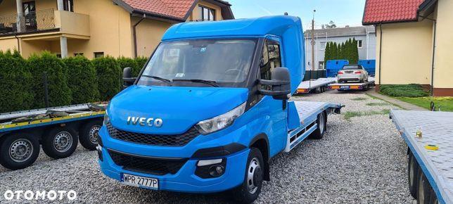 Iveco Daily 35C-170  Iveco 35C 170 Autolaweta NPS Spojkar Tachograf Pneumatyka fabryczna