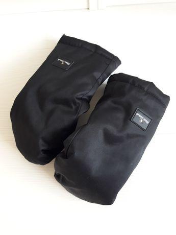 Elodie Details rękawiczki mufki do wózka czarne