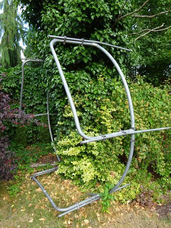 Stelaż do dużej trampoliny (240 cm)