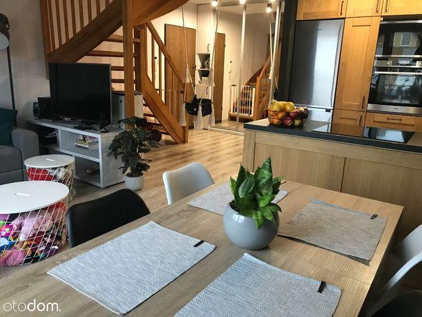 3-pokojowe mieszkanie 73m2 na Wielkim Kacku