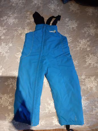 Spodnie zimowe  narciarskie roz. 98