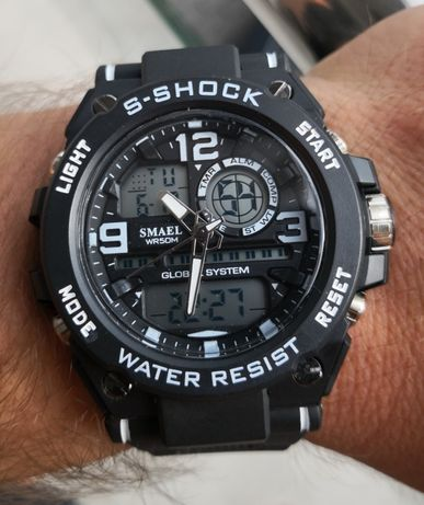 Zegarek męski g-shock s-shock