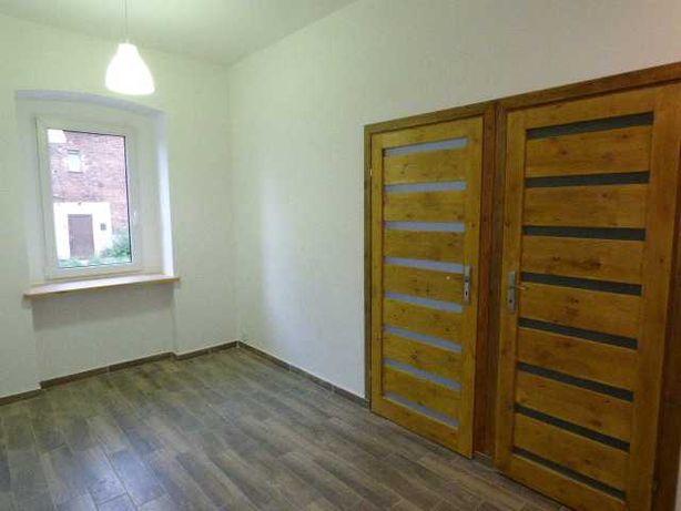 2 pokojowe mieszkanie z centralnym ogrzewaniem