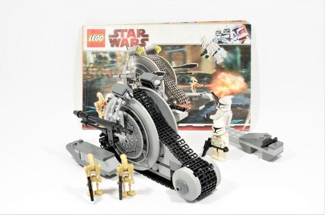 LEGO Star Wars - 7748 Corporate Alliance Tank Droid