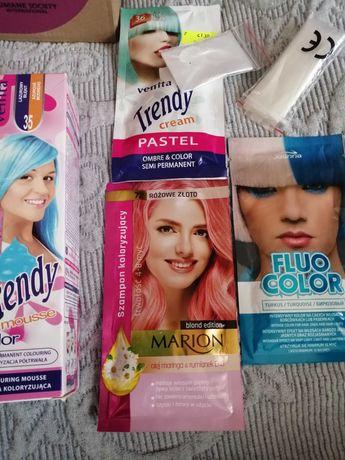 Wymienię szamponetki