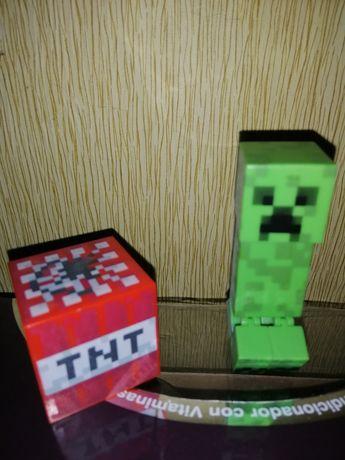 Крипер Minecraft фигурка новая оригинал
