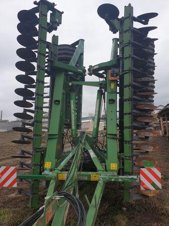 Дисковая борона Amazone Catros 7501 T