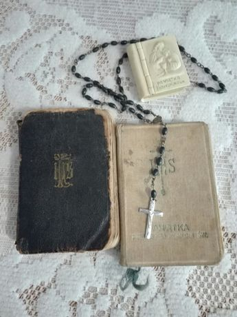 Stare modlitewniki