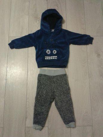Bluza Spodnie dres 74/80