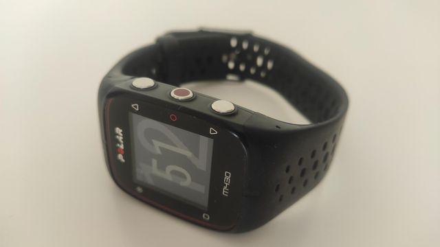Zegarek sportowy POLAR M430 HR Czarny WR30 GPS BT Pulsometr Smartwatch