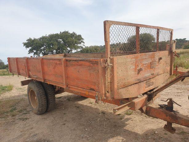 Reboque Galucho 6500kg