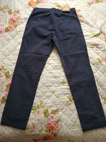 Spodnie męskie HM nowe r.32