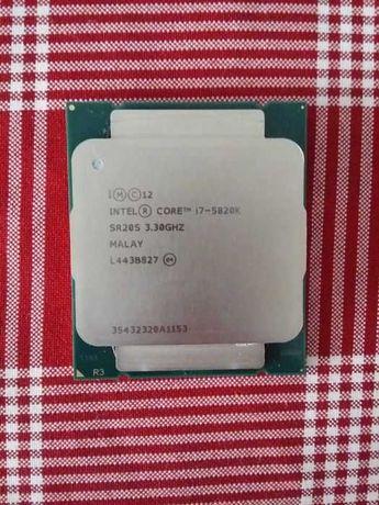 Processador Intel I7 5820K