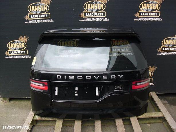 Land Rover Discovery 5 porta mala bagageira