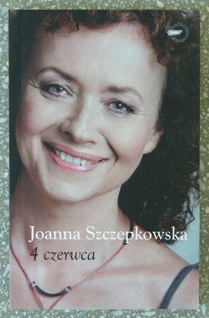 4 czerwca - Joanna Szczepkowska