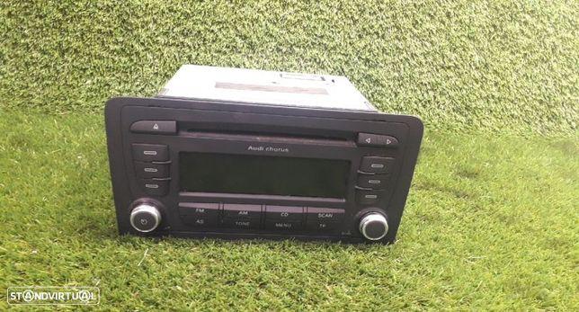 Radio Cd Audi A3 (8P1)