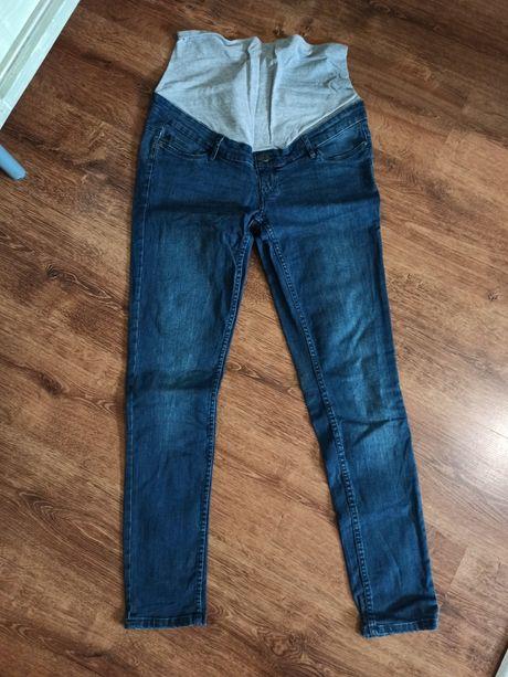 Spodnie ciążowe jeansy  40