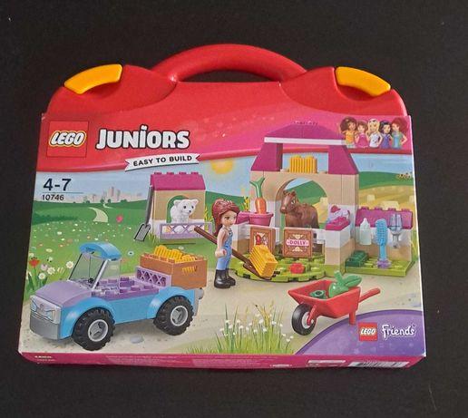 LEGO Juniors 2-7 Friends Mala da Quinta NOVO
