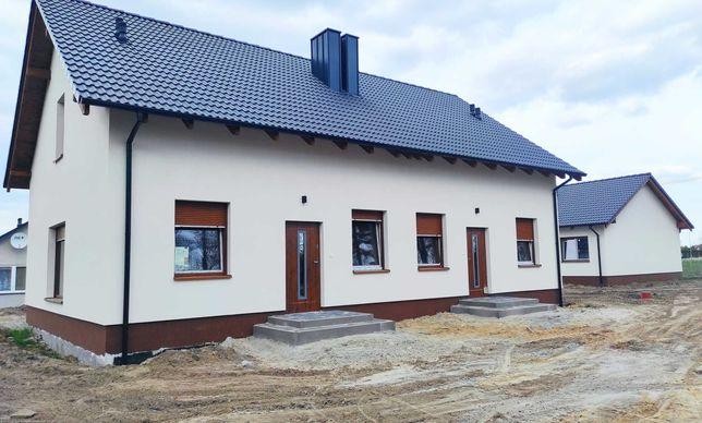 Dom w zabudowie bliźniaczej- Mechlin