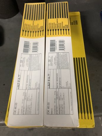 Elektrody do spawania ER 146 6,5 kg