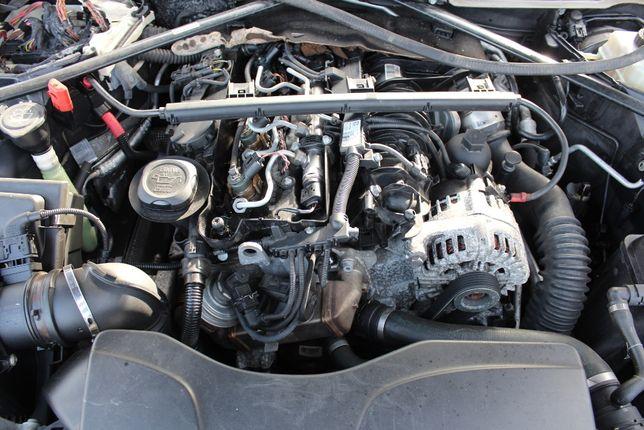 Silnik BMW 118D E87 rok 2010 typ N47D20A kompletny 165 tys przebieg