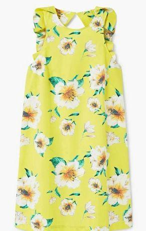 Платье сарафан mango размер м