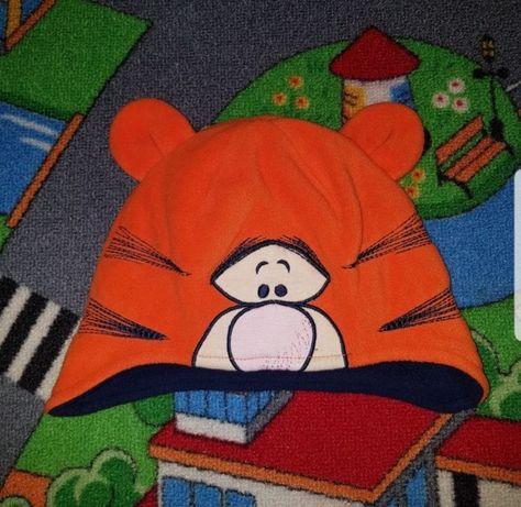 Super czapka 12-18m 86cm 50cm Disney Tygrysek