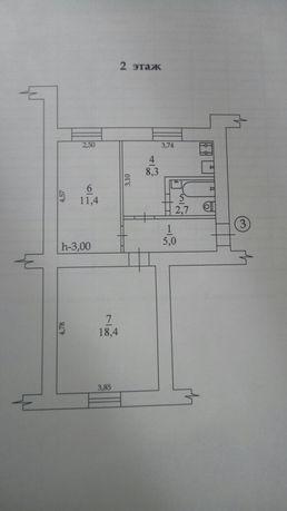Обменяю или продам 2х комнатную квартиру в Севастополе на Киев