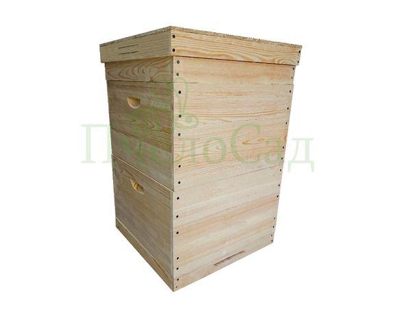 Улей для пчёл из сосны(вулик для бджіл)