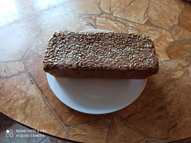 Chleb żytni pełnoziarnisty, swojski chlebek degustacja na miejscu