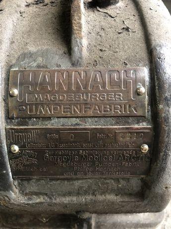 Pompa Urquell Hannach Gargoyle Mobiloel Arctic DRGM