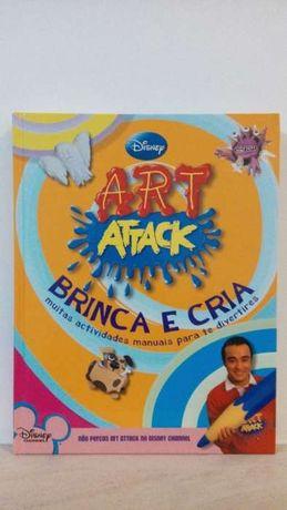 Livro Art Attack