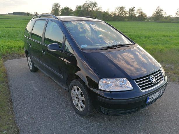 Volkswagen Sharan_2008_1.9 tdi_130km.